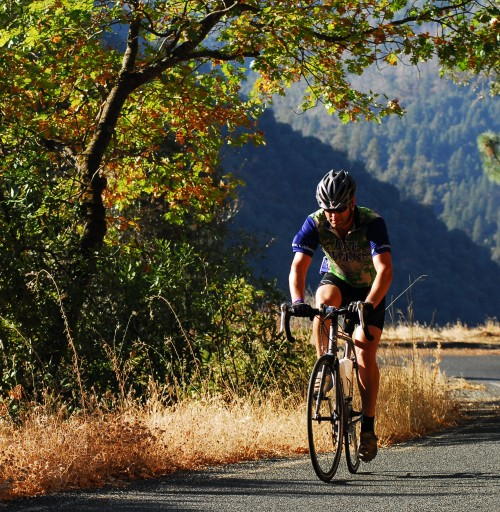 Placer County Bike Map