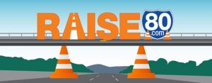 Link to Caltrans' Raise I-80 Website