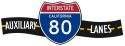I-80 Auxiliary Lanes Project