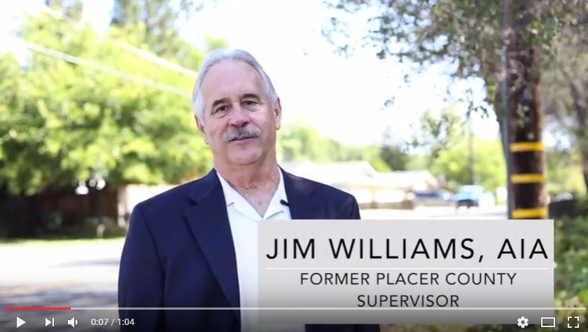Transportation in Placer County - Jim Williams