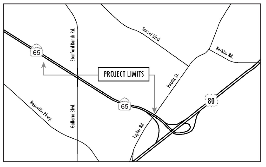 Interstate 80/Highway 65 Interchange Improvements Update – PCTPA