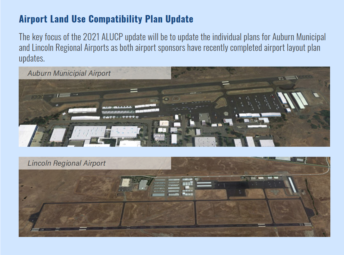 Airport Land Use Compatibility Plan Update